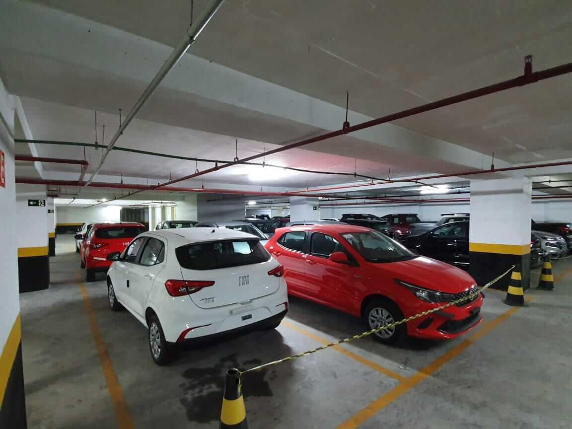 O Estacionamento